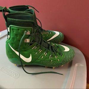 Nike Force Savage Elite Football Cleats Size 11